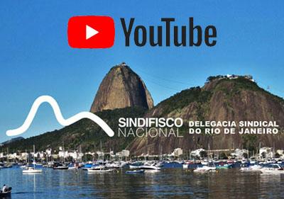 YouTube Sindifisco Rio